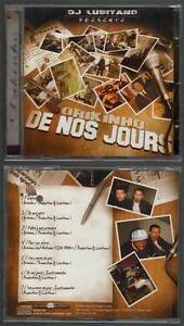 DRIKINHO-034-De-Nos-Jours-034-CD-DJ-LUSITANO-2008-NEUF