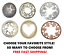 thumbnail 1 - ☆☆ILLUMA LID YANKEE CANDLE JAR TOPPERS☆☆ YOU CHOOSE THE LID☆☆ FREE FAST SHIPPING