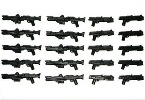 LEGO Star Wars Guns DC-15S Clone Trooper Blaster Rifle Rebel Storm Weapon 10 Pk