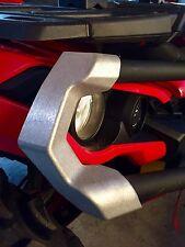 Canam Outlander XT Aluminum Bumper End Caps -  Corners - Set (4 Corners)