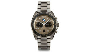 ORIGINAL BMW Sport Chrono Kaschmir Armbanduhr 80262473265