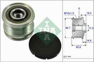 INA-AlternatorOver-Running-Clutch-Pulley-535016810-Fit-with-Mercedes-Sprinter