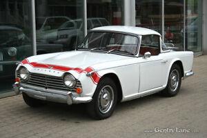 1965 Triumph TR4A Roadster