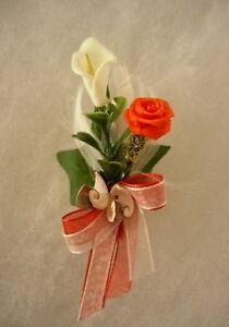 Hochzeitsanstecker Gasteanstecker Anstecker Hochzeit Blumenanstecker