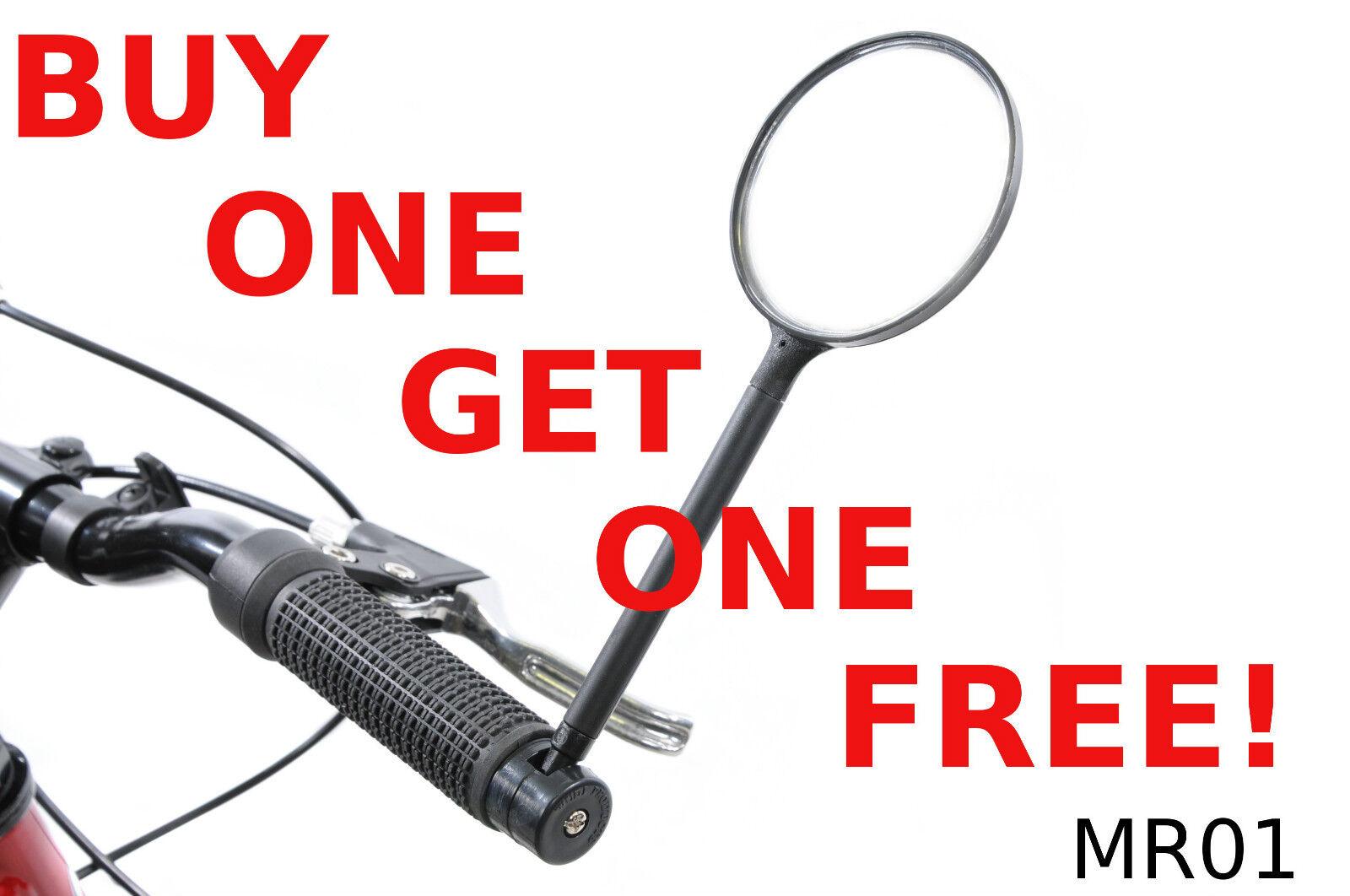 Vélo Miroir avec bras Bar flexible réglable Bar bras End Guidon Miroir de sécurité 8aeb11