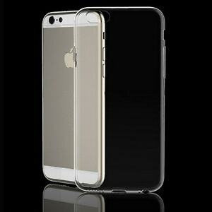 b5c7b3caa8ce10 Rock Ultra-Thin Pure Clear Transparent TPU Case Cover Skin fr iPhone ...