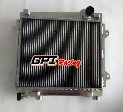 For BMW E21 320 323i; ALPINA C1//E21 2.3i M20 1979-1982 MT Aluminum Radiator 56mm