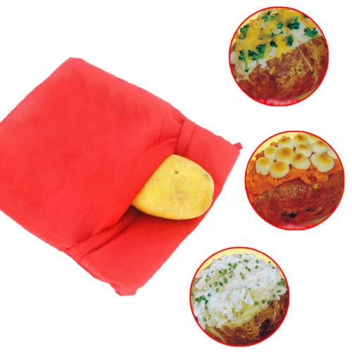 Gadget Cookware Cooking Microwave Bag Bread Corns Potato Cooker Roast Washable