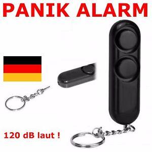Taschenalarm-Personen-Alarm-Sirene-Handtasche-Panik-Sicherheit-120dB-Taschen