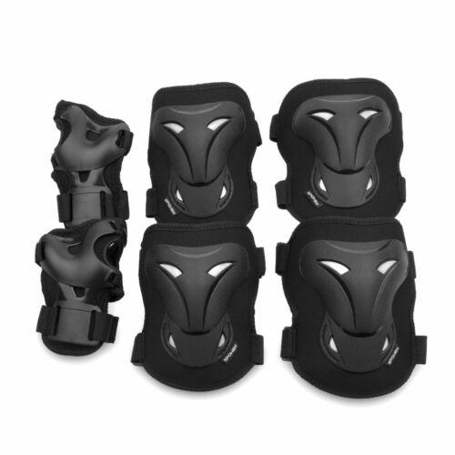 SPOKEY POLEYN Schonerset Schutzausrüstung Set Knieschoner Ellbogen Hand