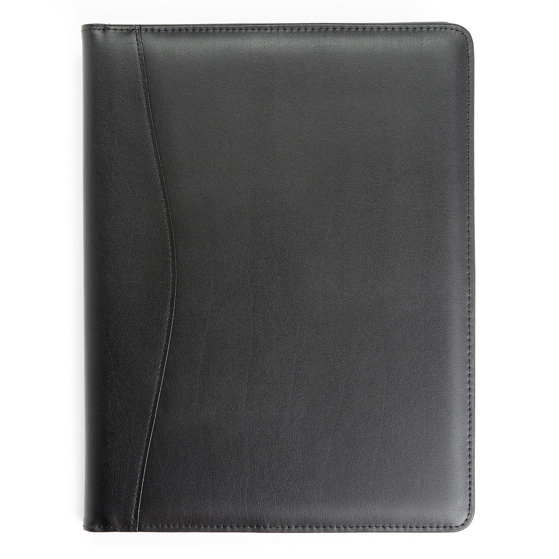 Neu Royce Leather Executive Reißverschluss Schreib Polster Mappe Tagebuch | Großer Räumungsverkauf