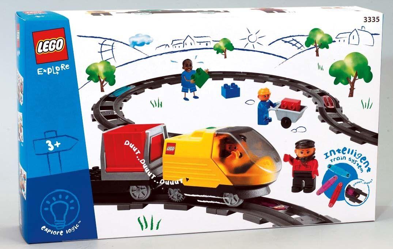 Neu Lego Duplo Zug Bob The Builder 3335 Intelli-Train Einsteiger Set VerVerpackungt
