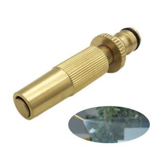 4-inch-Brass-Garden-Tap-Hosepipe-Quick-Connectors-Adjustable-Spray-Nozzle-N7Z