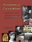 Biogragraphical Encyclopedia: Chronicling the History of the Church of God Abrahamic Faith by J Turner Stilson (Paperback / softback, 2011)