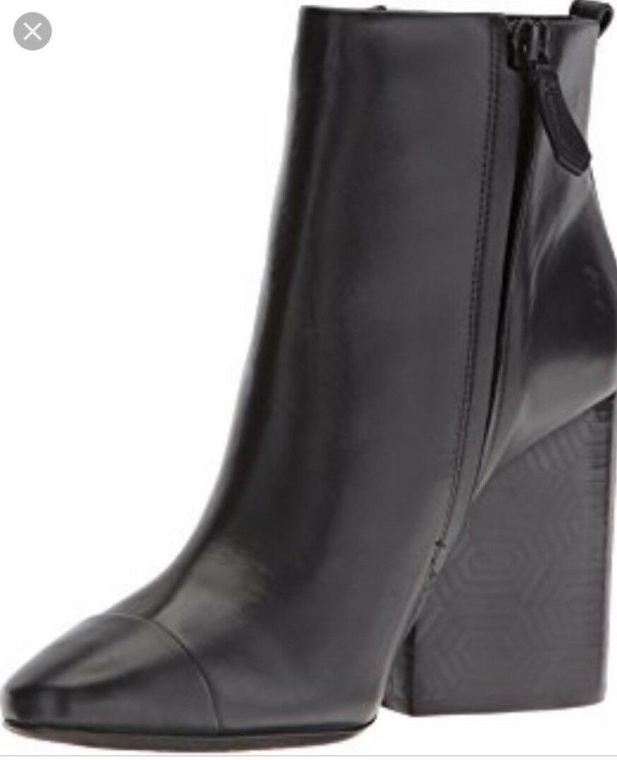 Tory Tory Tory Burch Women's Grove 10 MM Black Bootie  Retail  655.00  Size 8.5 and 9 0a2ac1