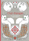 Cat Therapy: 100 Designs Colouring in and Relaxation by Vincent Jaunatre, Lidia Kostanek, Geraldine Meo, Emilie Ramon, Charlotte Segond-Rabilloud (Hardback, 2015)