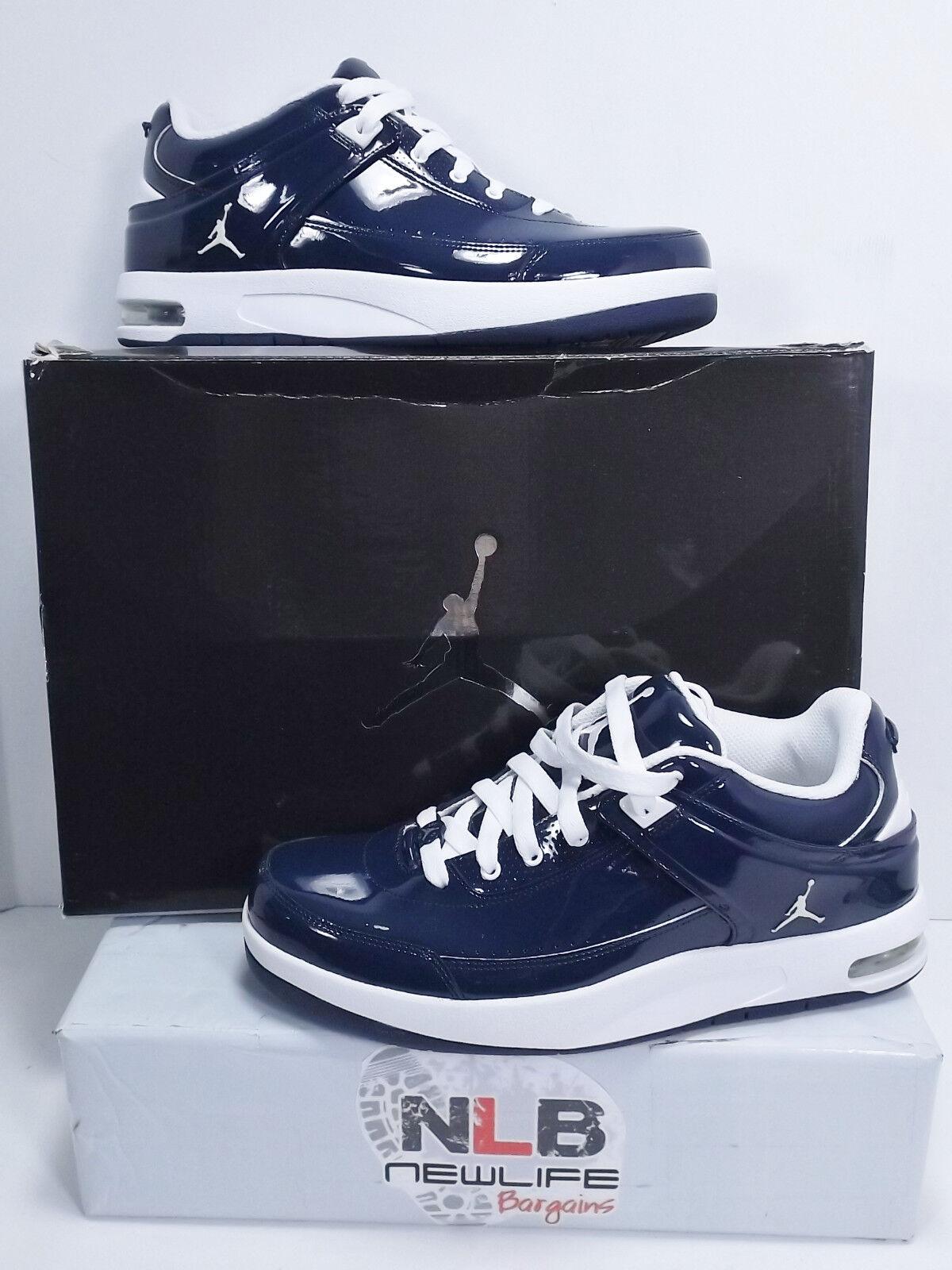 Nike Jordan Classic '87 Midnight Navy/White 317770-411 Comfortable Brand discount