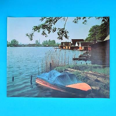 2019 Mode Ddr Plakat Poster 752 | Schwerin Ziegelsee | 52 X 40 Cm Original Dewag 1988 üBerlegene (In) QualitäT