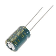 5 Pcs Sanyo Cap 16v 1000uf 1000mf Capacitor Replacing For 10v 63v 25v