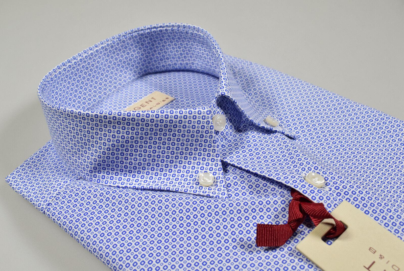 buy online 04f5a 471c6 Camicia Pancaldi Micro Button Disegno Down xhdsCtrBQ