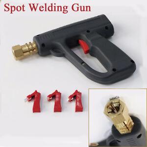 Spot-Welding-Gun-Car-Dent-Repair-Machine-Accessory-Spotter-Welder-Pistol-Trigger