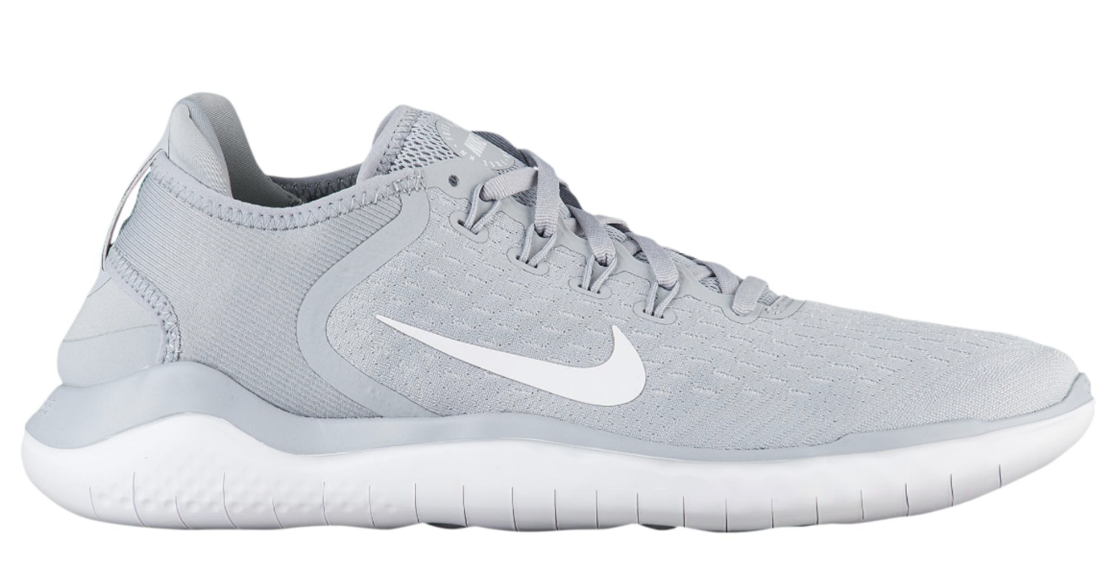 New NIKE FREE RN Wolf 2018 42836-003 - homme Wolf RN  Gris /blanc fonctionnement chaussures c1 716937