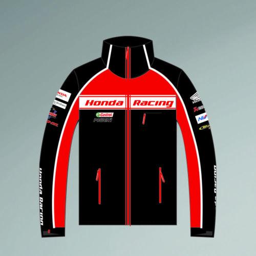 Official Honda BSB Racing Jacket HBSB16