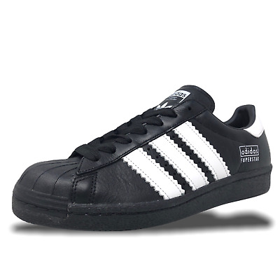 Adidas Superstar 80s Originals Mens Casual/Lifestyle Shoes Black/White BD7363 | eBay