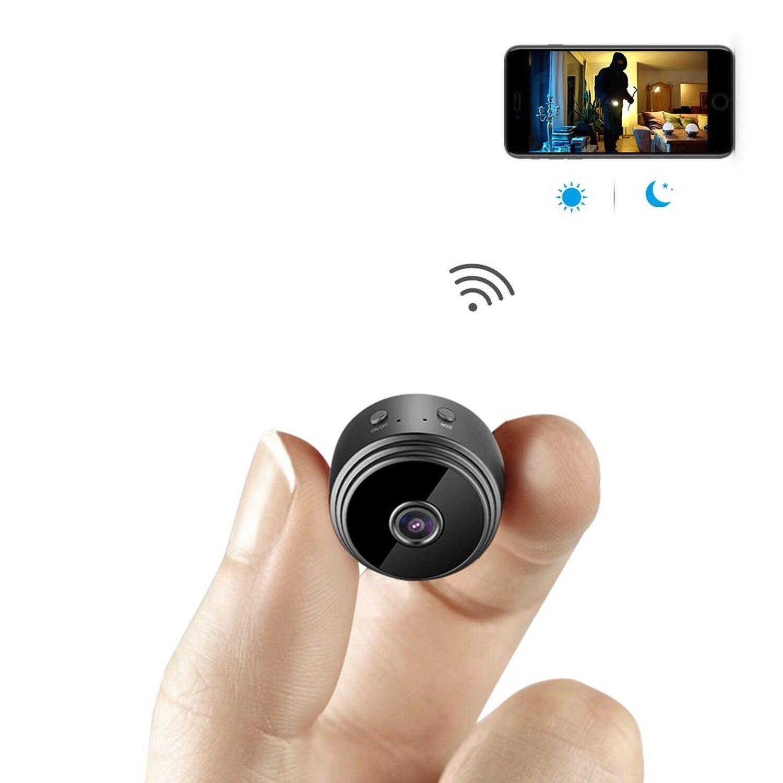 A9 Mini Camera Wireless Wifi IP Home Security Full HD 1080P DVR Night Vision 12