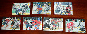 1996-97-Pinnacle-McDonalds-Hockey-Cards-3D-Motion-Price-is-PER-card-NOT-all