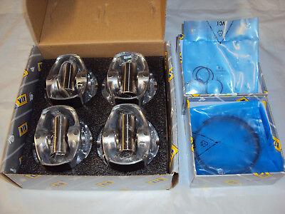 1.8TFSI TFSI 4 Kolben 0,25 Übermaß CDAA BZB 82,76mm 21mm Kolbenbolzen Audi VW