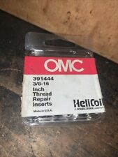 Omc Helicoil Thread Repair Inserts 6 Total 391444 38 16