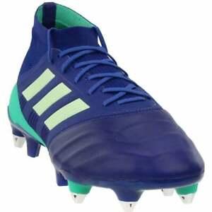Adidas Predator 18.1 SG CQ1692 Sol Mou Homme en cuir chaussures de football Crampons