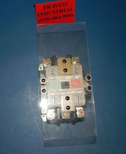 Mitsubishi S-K125 Magnetic Contactor With Coil 200-240Volt 50//60Hz SK125