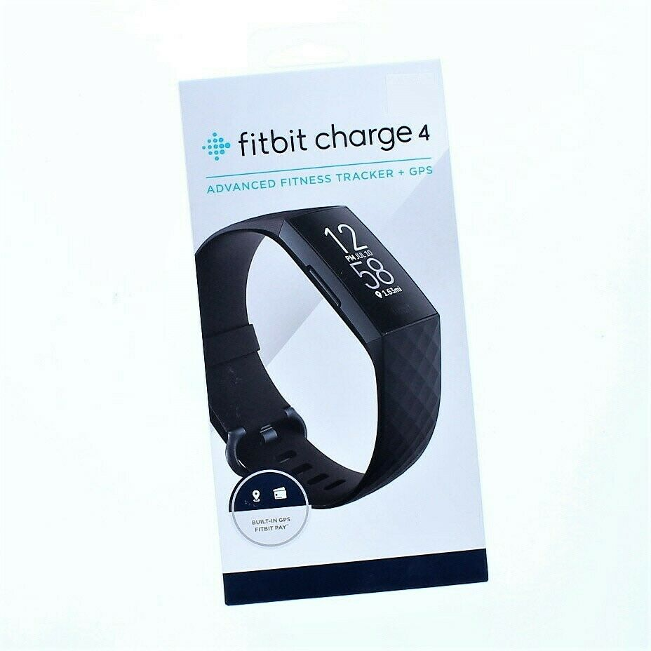 Fitbit Charge 4 Advanced Fitness Tracker And GPS S/L advanced and charge Featured fitbit fitness gps tracker