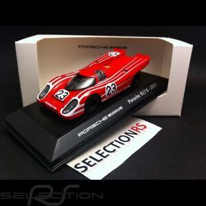 Porsche 917 K Vainqueur Le Mans 1970 n° 23 1/43 Welly MAP01991715