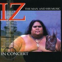 Israel Kamakawiwo'ole, Iz Kamakawiwo'ole, Israel - Iz In Concert [new Cd] on sale