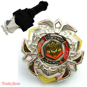 Fusion-Masters-BEYBLADE-Metal-BB114-Vari-Ares-D-D-GRIP-DRAGO-spin-Launcher