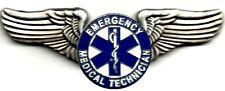Emergency Medical Technician Star of Life US Air Force Pilot/Flight Wings