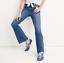alta Madewell Denim Cotone con Jeans Taglia a Flare risvolto 30 Rigid cono H7095 Nwt vita Xrw4rax