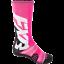 FXR Women/'s Fuchsia /& Black Clutch Performance Sock 2 Pack 181611-9010-00