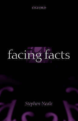 Facing Facts by Neale (Hardback book, 2001)