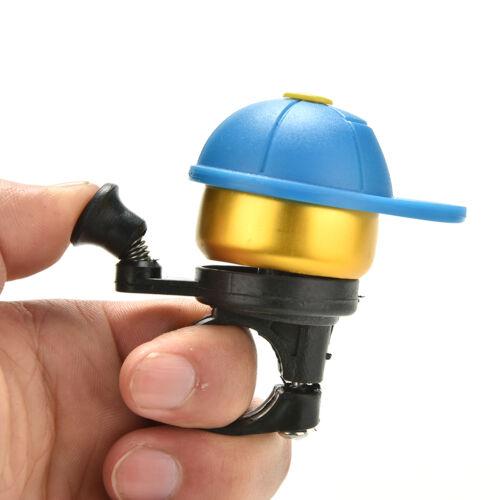 2x Kids Bike Cycling Bell Mini Bell Small Boy Ring Bell Bicycle Cup random cyu
