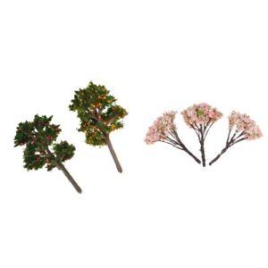 5-Pieces-1-12-Scale-Dollhouse-Fruit-Trees-Fairy-Garden-Creative-Ornaments