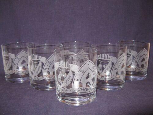 szklanki do whisky i nie tylko     6 SZT. RUCH CHORZOW-WIDZEW LODZ