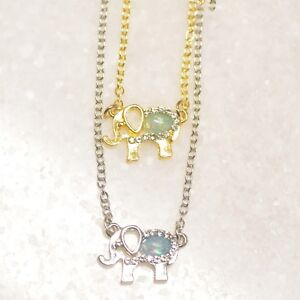 Mother-and-Daughter-Elephant-Necklace-w-love-poem-Gift
