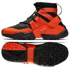 0c1727e54a704 item 1 Nike Air Huarache Gripp AO1730-001 Black Team Orange White Men s  Shoes Sz 10 -Nike Air Huarache Gripp AO1730-001 Black Team Orange White Men s  Shoes ...