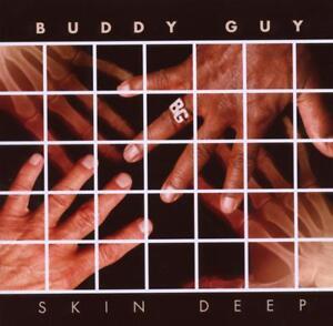 Buddy-Guy-Skin-Deep-New-amp-Sealed-CD