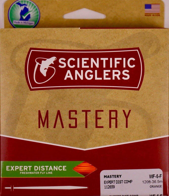 Scientific Anglers Maestría  Experto Distancia Línea Mosca WF5F Naranja 112659 Envío Gratuito  punto de venta