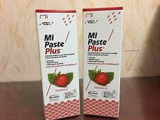2 Mi Paste Plus GC AMERICA Strawberry Flavor